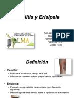 Celulitis y Erisipela