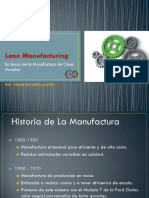 Presentación Lean Manufacturing 2014 Dickies1