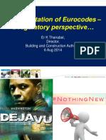 Singapore Eurocode Implementation