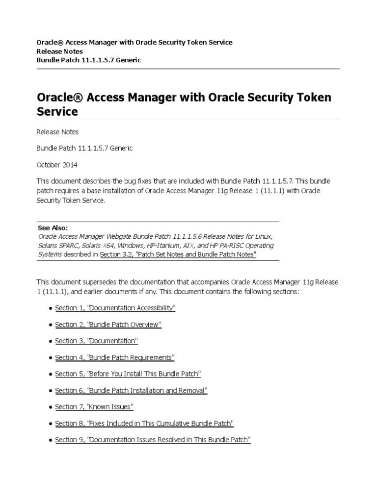 oam_111157   Oracle Database   Login
