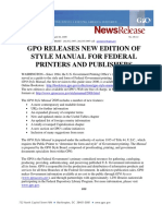 About US Style Manual