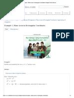 Example 1 _ Plane Areas in Rectangular Coordinates _ Integral Calculus Review