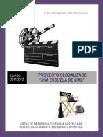 Programacic3b3n Del Proyecto Cine