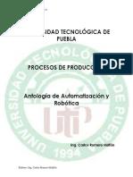 Antología Automatización y Robótica