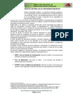 Capacidades en La Sesion 2007