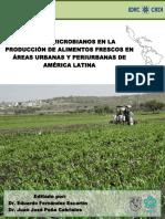 Arce - 2012 - Riesgos Microbiológicos En La Producción De Hortalizas En Áreas.pdf