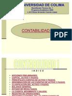 CONTABILIDAD I (Capital, Activo y Pasivo)
