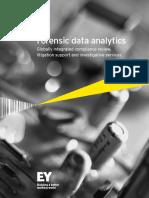 EY Forensic Data Analytics