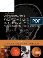 Chamberlain's Symptoms and Signs in Clinical Medicine - Gray, David, Houghton, Andrew R