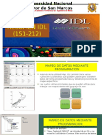 Resumen Idl (151 212) Español