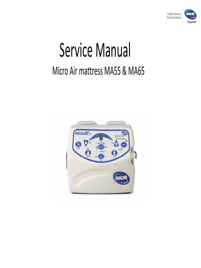 MA55 MA65 Service Manual.pdf | Electrical Connector | Electrical Engineering