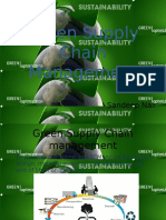 Green Supply Chain Management