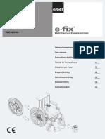 E-fix E35 User Manual