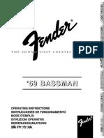 59 Bassman Manual