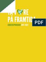 Arbeidsprogram 2017-2021