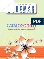 Catalogo Robemar 2017