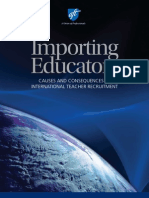 Importing Educators
