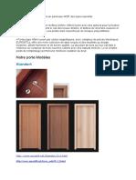 Eurostill (et fenêtres en PVC aluminuim, les portes, les rouleaux, volets, etc.)