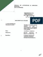Modificare 546-2002 Cale Pe Pod