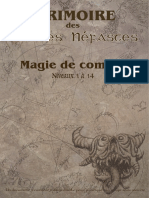 Grimoire Magie Combat GRAPHIC