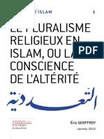 pluralisme dans l'islam.pdf
