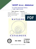 FAHOP Catalog