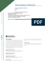 GOBIERNO - Regulación Tarifaria Subsidios y Tarifa Social