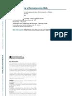 COMUNICACION Y MEDIOS - E-mail Marketing y Comunicación Web