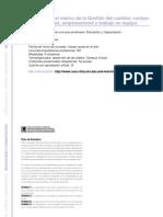 EDUCACION Y CAPACITACION - El Liderazgo en El Marco de La Gestion Del Cambio - Competencias Directivas Empowerment y Trabajo en Equipo