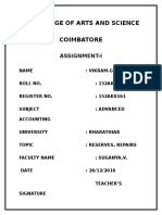 Introduction.advanced Accounts