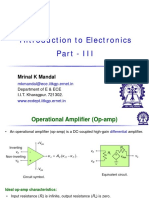 Intro to Electronics Opamp 2015