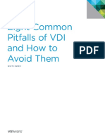 8 Pitfalls of VDI Whitepaper