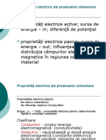 Curs-Proprietati Electrice Ale Produselor Alimentare