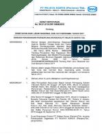SK TENTANG PENETAPAN LIBUR NASIONAL DAN CUTI BERSAMA TAHUN 2017.pdf