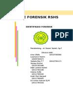 STASE FORENSIK RSHS
