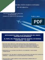 Impacto del nuevo marco contable en Nicaragua basado en Normas Internacionales de Información Financiera (NIIF Integrales y NIIF Pymes)