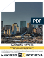 Mainstreet - Canadian Mayors