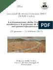 Depliant Incontri Storia Toscana 2017