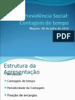 Apresentacao Sobre Previdencia Social - Contagem de Tempo - 05.06.2015