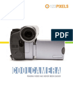 123Pixels Camera Flyer