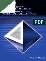PSR-9000 v3 English