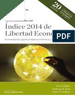 Puntos destacados del Indice 2014 de Libertad Económica.pdf