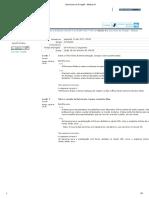Exercícios de Fixação - Módulo III-2