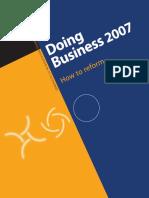 Raport BM 2007