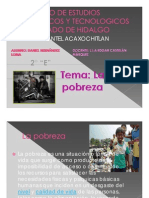 Practica 3 La Pobreza