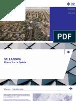 Villanova Phase 2 - La Quinta - Dubai Properties  +97145538725