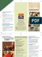 Fall Prevention Brochure (Spanish)