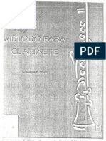 Metodo Domingos Pecci Para Clarinete