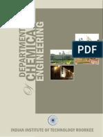 ChED-IITR Brochure 2015