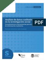 Analisis Datos Cualitativos en Inv
